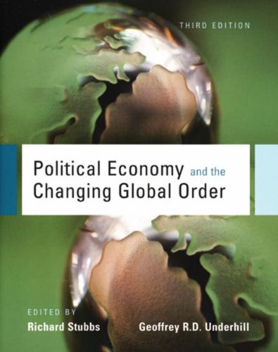 Pol Econ Changing Glob Ord 3