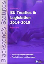 9780198709541-Blackstones-EU-Treaties--Legislation-2014-2015