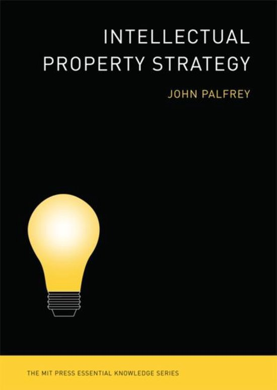 9780262516792-Intellectual-Property-Strategy