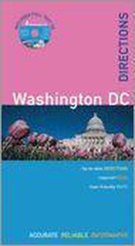 9781843533948-Rough-Guide-To--Washington-Dc-Directions