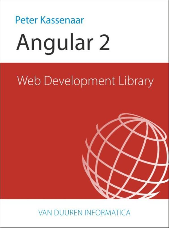 Web Development Library - Angular 2.0